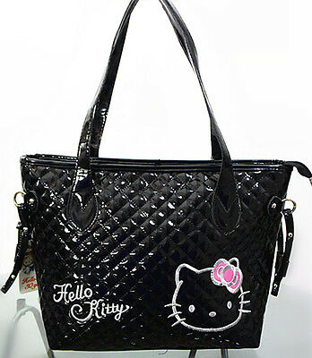 New Hellokitty Handbag Shopping Shoulder Tote Bag Purse aa-1826
