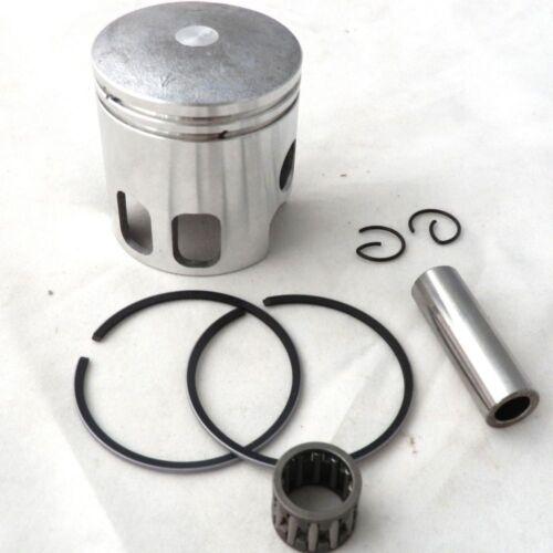 70cc PISTON /& RING SET 47MM 12MM PIN FOR JOG MINARELLI 2-STROKE SCOOTER MOTOR