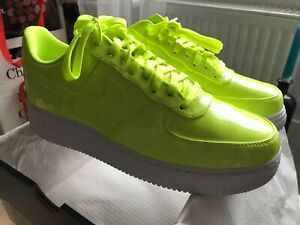 Nike Air Force Airforce 1 Neon Yellow