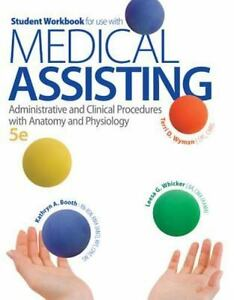 workbook to accompany administrative medical assisting 5e