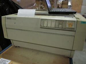 Epson-DFX-5000-P30SU-Dot-Matrix-Impact-A3-Printer-Drucker-POS-Parallel-NO-POWER
