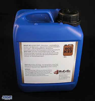 Flüssigdichter BCG F für Fußbodenheizung Radiatore Heizungsanlagen 1 Liter