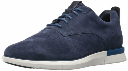 Cole Haan Men/'s Grand Horizon Oxfords II Marine Blue-HELPS RESCUED ANIMALS!