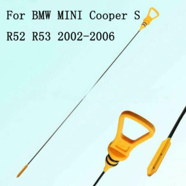 Engine Level Oil Dipstick Fit For BMW 2002 2003 2004 2005 2006 MINI Cooper GLZ