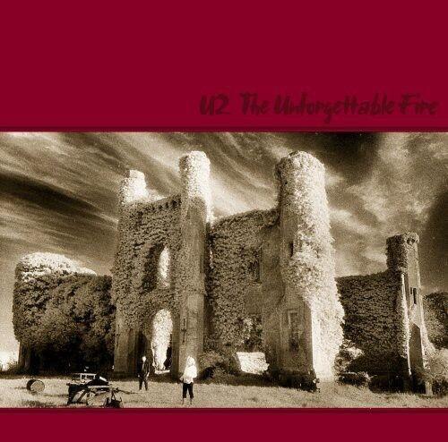 1 of 1 - U2 - Unforgettable Fire [New CD] Rmst