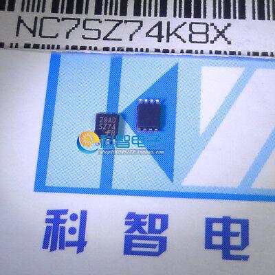 Flip-Flop with Preset and Clear VSSOP-8 5X SZ74 NC7SZ74K8X D-Type