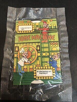 1987 Kellogg's Rice Krispies Cereal Toys Premiums Joke ...