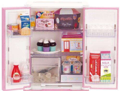 Takara Tomy Licca Doll Lf-01 Corocoro Refrigerator Ice