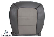 2003-2005 Ford Explorer Sport Trac -Driver Side Bottom Leather Seat Cover Gray