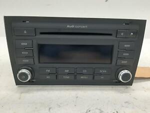 2007-AUDI-A4-OEM-Radio-CD-Stereo-Head-Unit-8E0035186AL