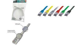 DIGITUS-Patchkabel-Premium-Kat-5e-U-UTP-5-0-m-rot