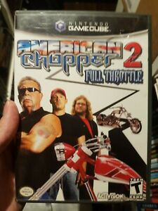 american-chopper-2-gamecube