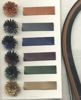 Lake City Quilling Paper 1/8 Metallic Jeweltone Solid Color Packs 50pc 6co