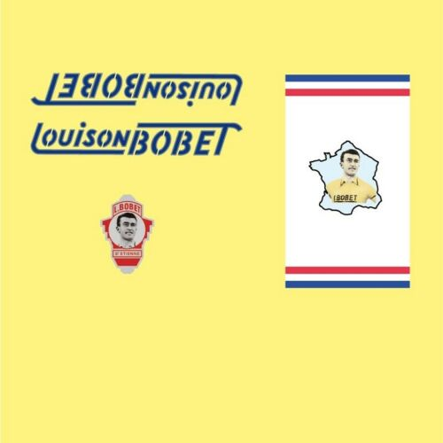 Stickers n.550 Louison Bobet Bicycle Decals