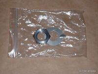 Ducati Single Crankshaft Nut/tab Washer/woodruff Key Set 250 350 450 Bevel