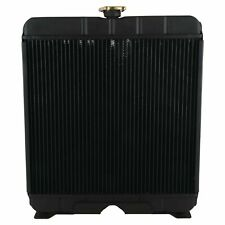 New Radiator For Fordnew Holland 1720 Compact Tractor 1920 Compact Tractor