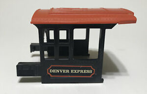 Cab Part for Vintage 1986 New Bright Denver Express G Scale Train Engine Replace