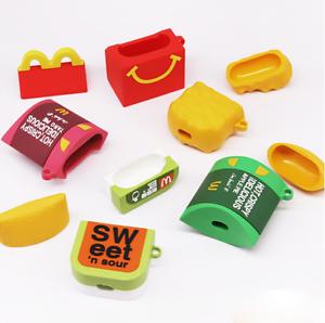 3d Food Airpod Case