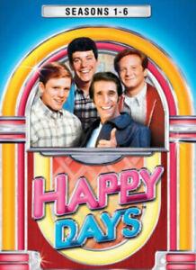 Happy Days The Complete TV Series Season 1 2 3 4 5 & 6 (1-6) Brand New DVD Set!