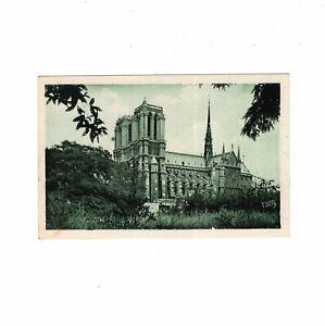 AK-Ansichtskarte-Paris-Notre-Dame