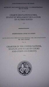 Charte-des-Nations-Unies-Statut-et-reglement-de-la-Cour-et-autres-textes-1978