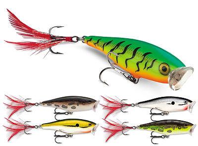 Rapala Skitter Pop® Saltwater Fishing Lure 12cm 40g Various Colours