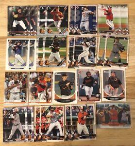 x57 LOT Ryan Mountcastle Grayson Rodriguez Means etc. (1st Bowman) Orioles RC