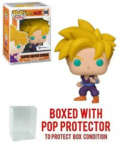 Funko-Pop-DBZ-Super-Saiyan-Gohan-Galactic-Toys-Exclusive