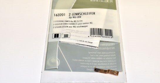 Faller 163202 H0 Car System Lenkschleifer für LKW 2x