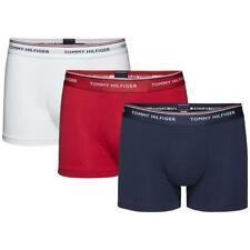 Tommy Hilfiger Herren 3er Pack Premium Essentials Boxershorts Blau