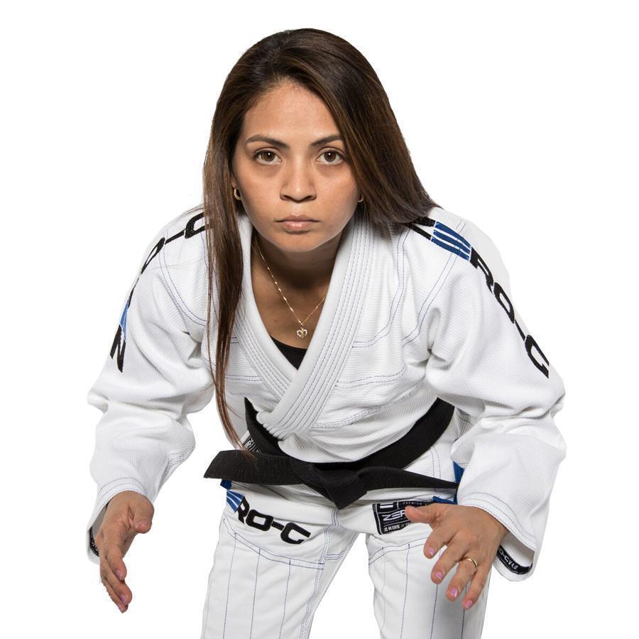 Tatami Zero G V4 Ladies BJJ Gi White Brazilian Jiu Jitsu Suit Womens Uniform
