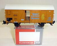 """Fleischmann H0 533150-3 Güterwagen """"Gr 20"""" der DRG """"Neuheit 2017"""" - NEU + OVP"""
