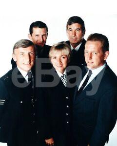 The Bill (TV) Cast 10x8 Photo