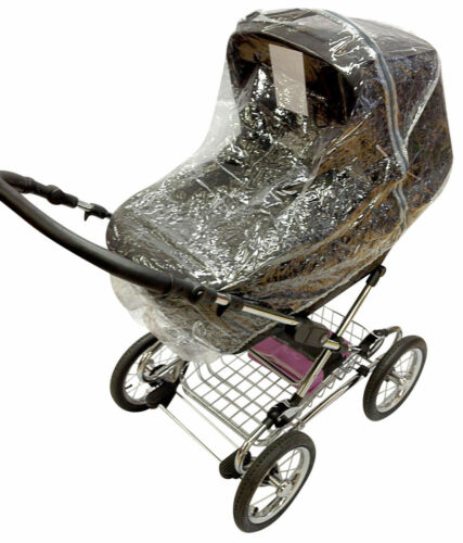 Raincover Compatible with Silvercross Classic Pushchair 198