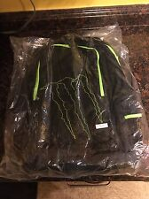 Monster Energy Backpack Brand New Sealed In Plastic. Only 3 Of This Rarity Left