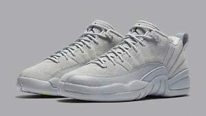 f95354f2e1e 2017 Nike Air Jordan 12 XII Retro Low Wolf Grey Size 13. 308317-002 ...