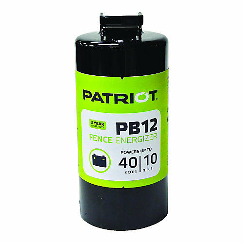 Patriot PB12 Battery  Energizer 0.12 Joule  amazing colorways