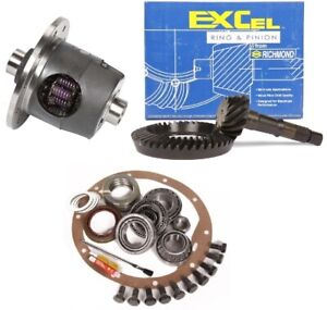 Ford 8.8 4.10 EXCel F88410 Ring and Pinion
