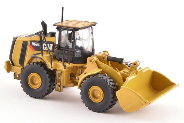 Caterpillar 1 87 scale Cat 966K wheel loader diecast replica Tonkin TR10004