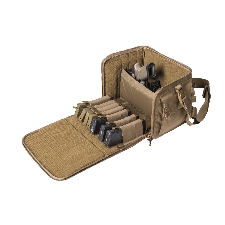 Helikon Tex RANGE Bag Weopan case Waffentasche Waffentasche Waffentasche Magazintasche Riflecase Coyote 6ed061