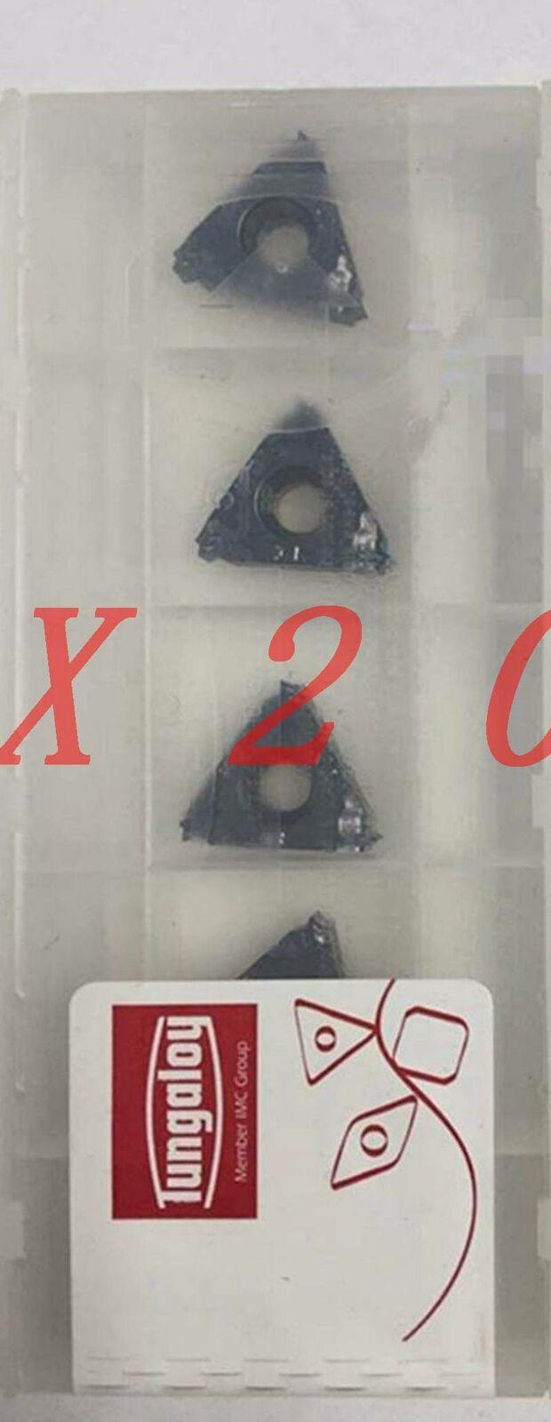 5pcs Box NEW Tungaloy 16IR12UN-B AH725