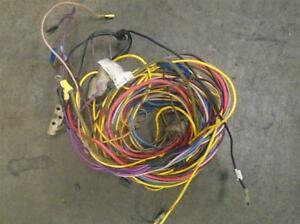 instrument wiring harness 196