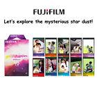 Fujifilm Instax Mini 10 Film Star Dust Stardust For Fuji 7s 8 50 90 Camera SP-2