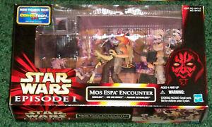 Star Wars Episode 1 Mos Espa Encounter MIB