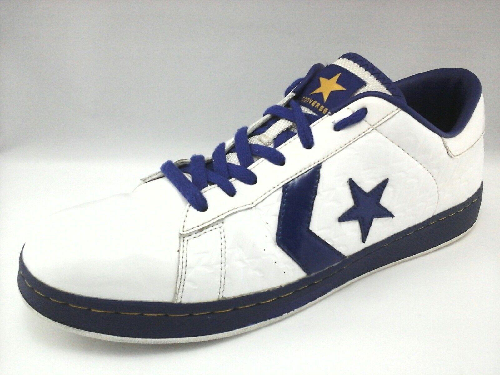 Converse Dwyane Wade blanc bleu NBA Chaussures Sneaker hommes 13 femmes 14.5 Ultra Rare