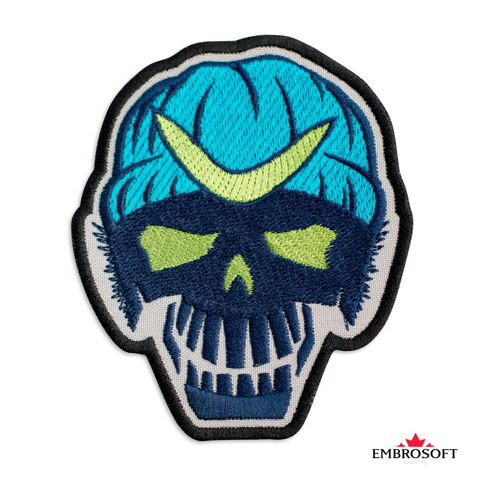 Suicide Squad HARLEY QUEEN logo embroidered patch IRON ON 3.8x3.9 inches