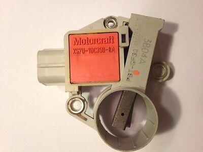 FORD OEM VOLTAGE REGULATOR /& BRUSH HOLDER FOR 6G SERIES XS7U-10C359-BA F603