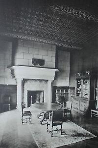 Chateaux-de-France-Bourgogne-Bourbilly-Cote-d-039-Or-Massin-v-1910-39-x-26-cm