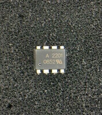 5 pieces High Speed Optocouplers Dual Ch Optocoupler LCHG SplitDarlington