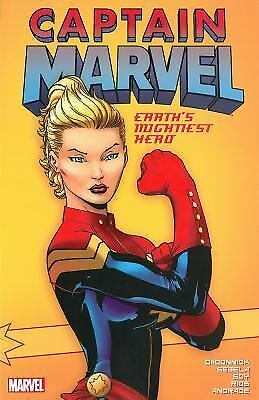 Captain Marvel: Earth's Mightiest Hero Vol. 1 TPB - BRAND NEW FREE SHIPPING